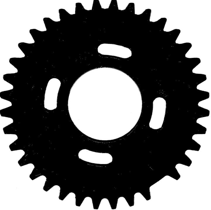 EFI 36-1 Crank Trigger Wheel
